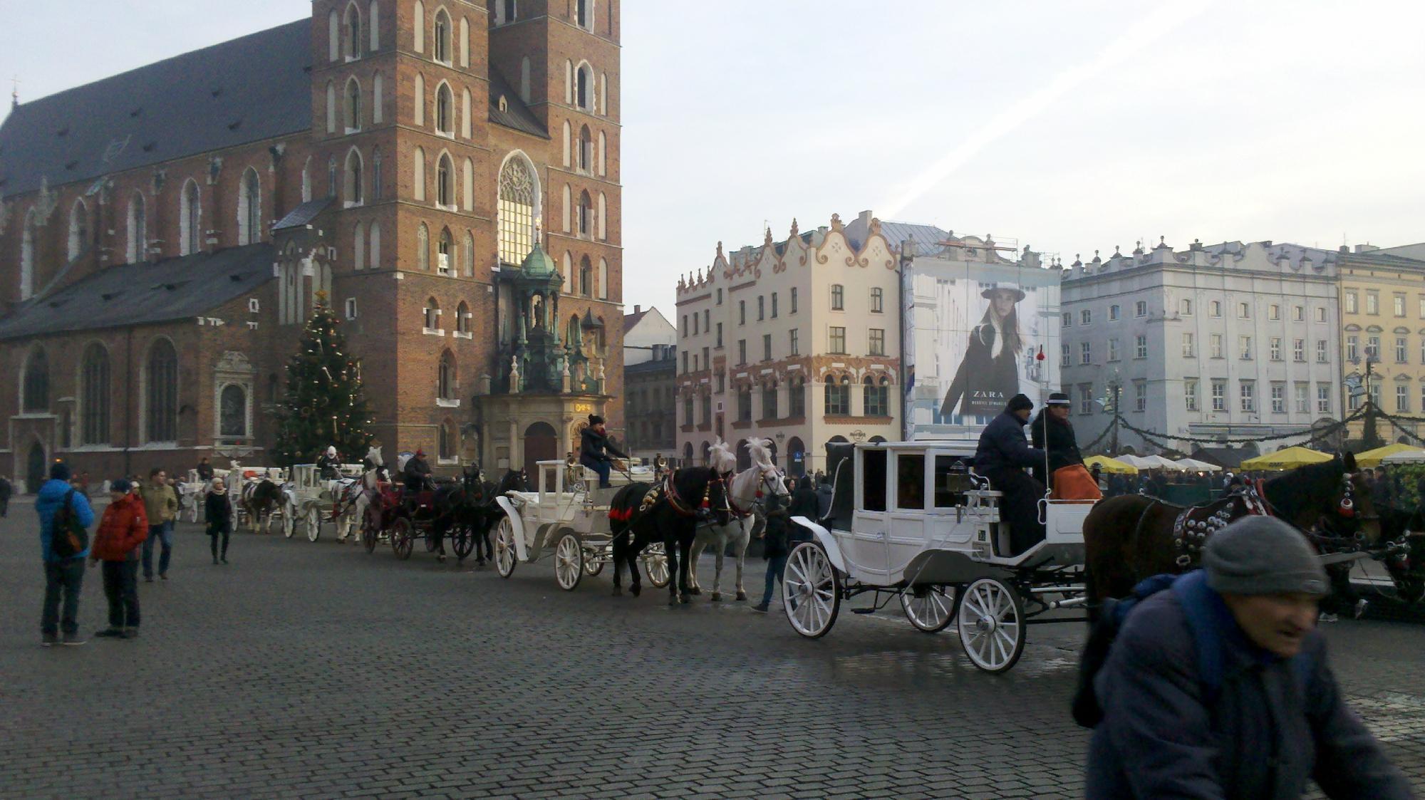 Главная рыночная площадь (Рынек Гловны)