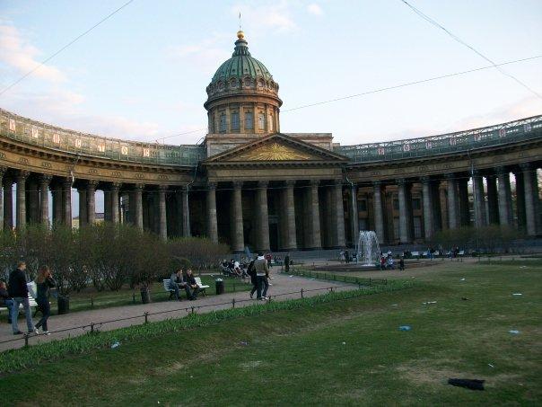 Казанский кафедральный собор (Собор Казанской иконы Божией Матери)