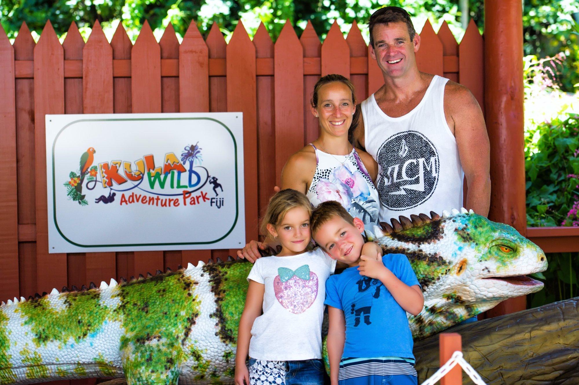Парк развлечений Kula Wild
