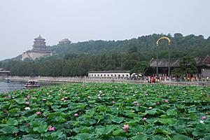 Летний императорский дворец (Парк Ихэюань)