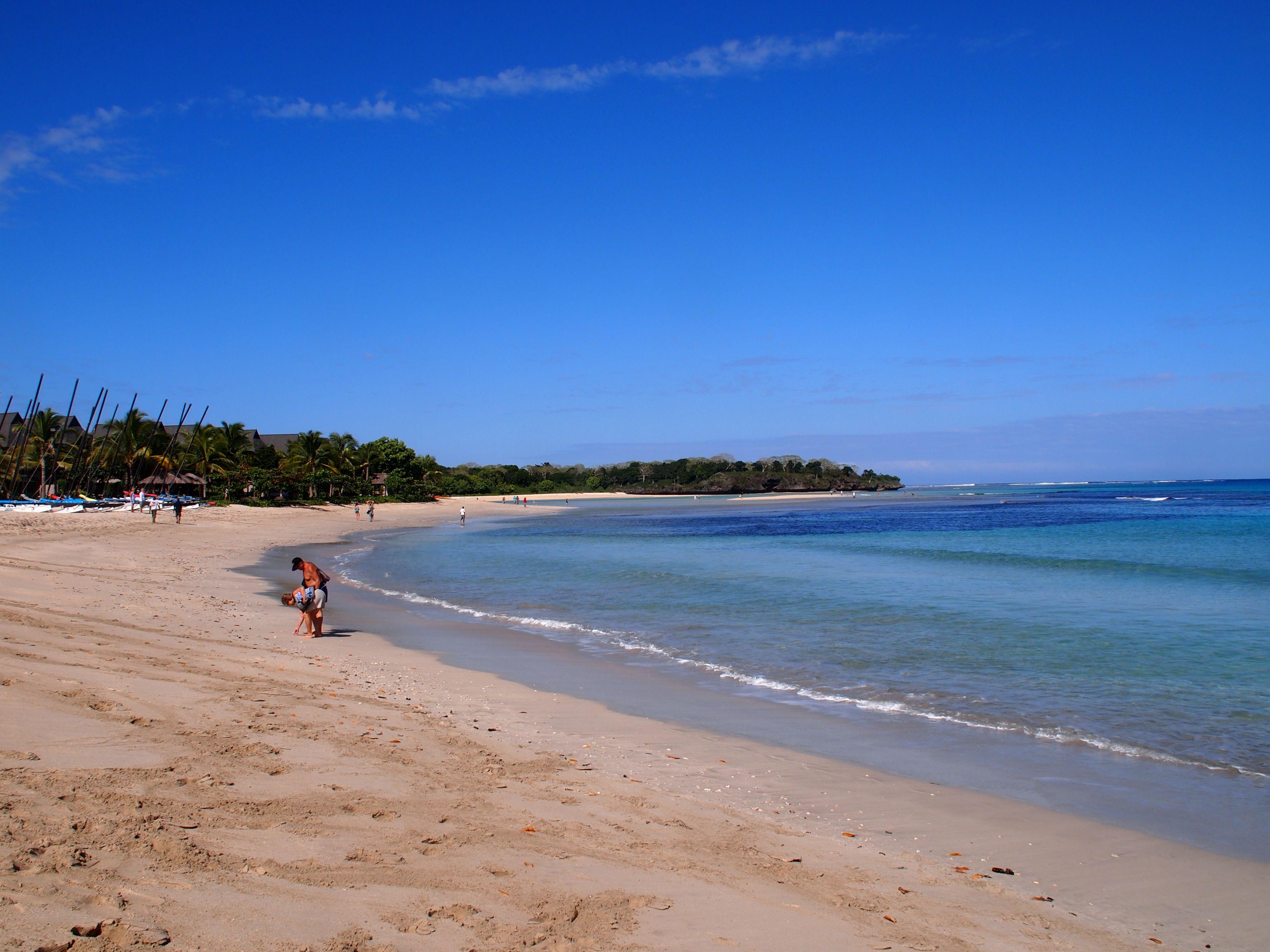 Пляж Натадола