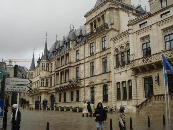 Дворец великих герцогов