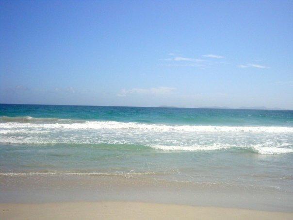 Пляж El Agua