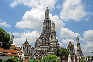 Храм Рассвета (Храм утренней зари; Храм Ват Арун)