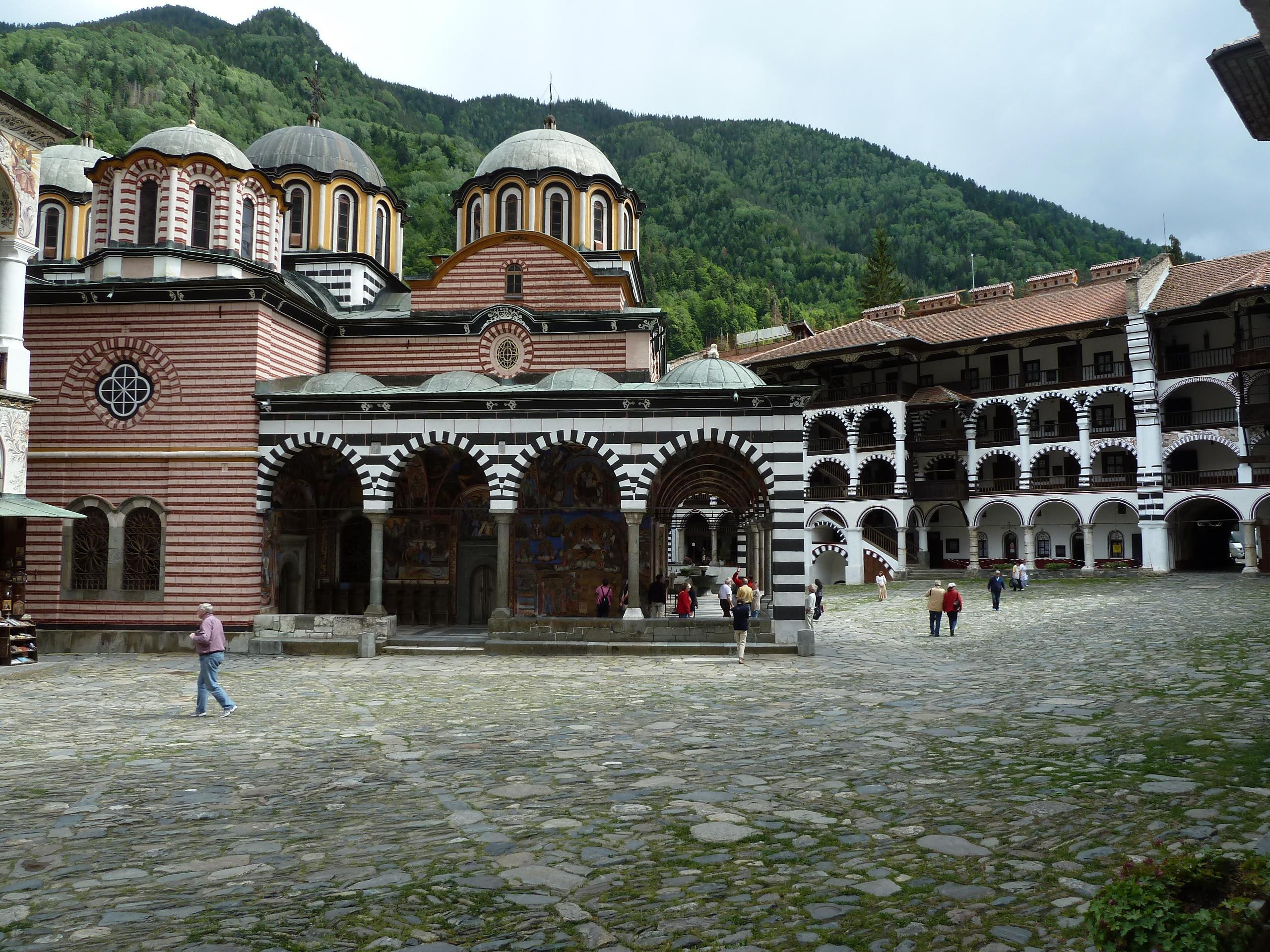 Рильский монастырь (Монастырь святого Иоанна Рыльского)