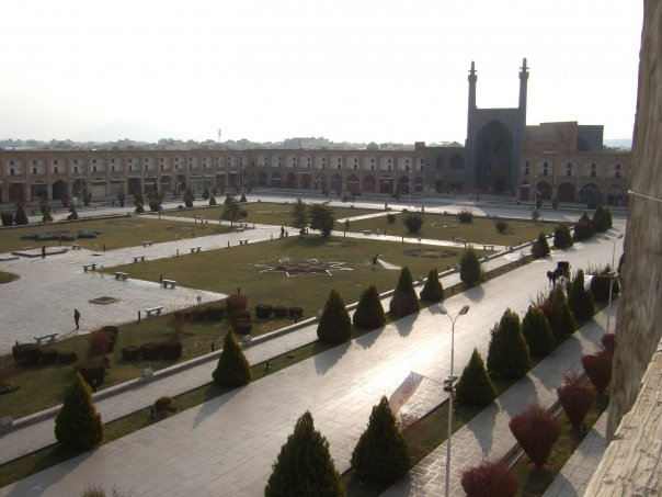 Площадь Имама (Мейдан-Имам)