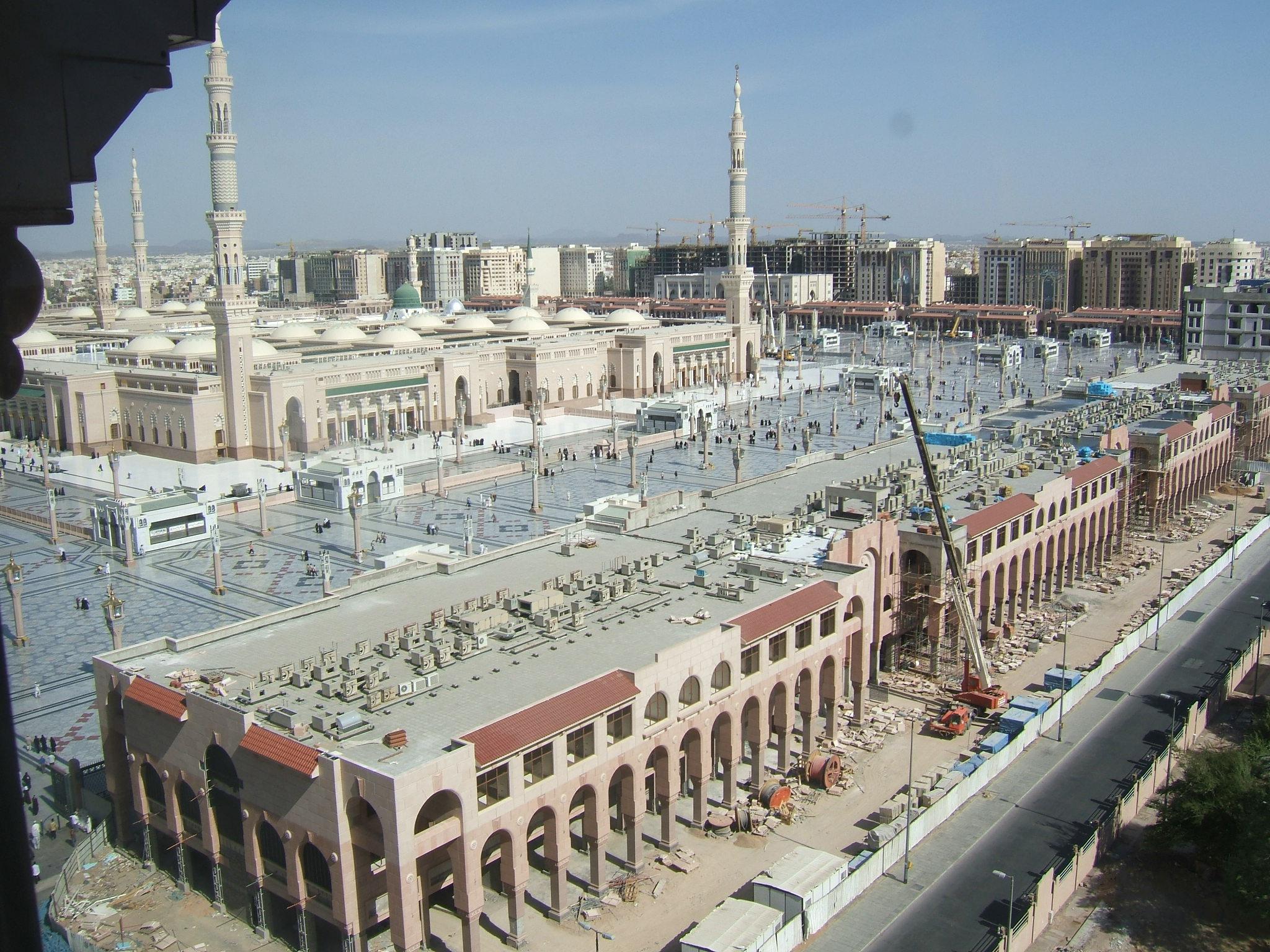 Мечеть ан-Набави (Мечеть Пророка)