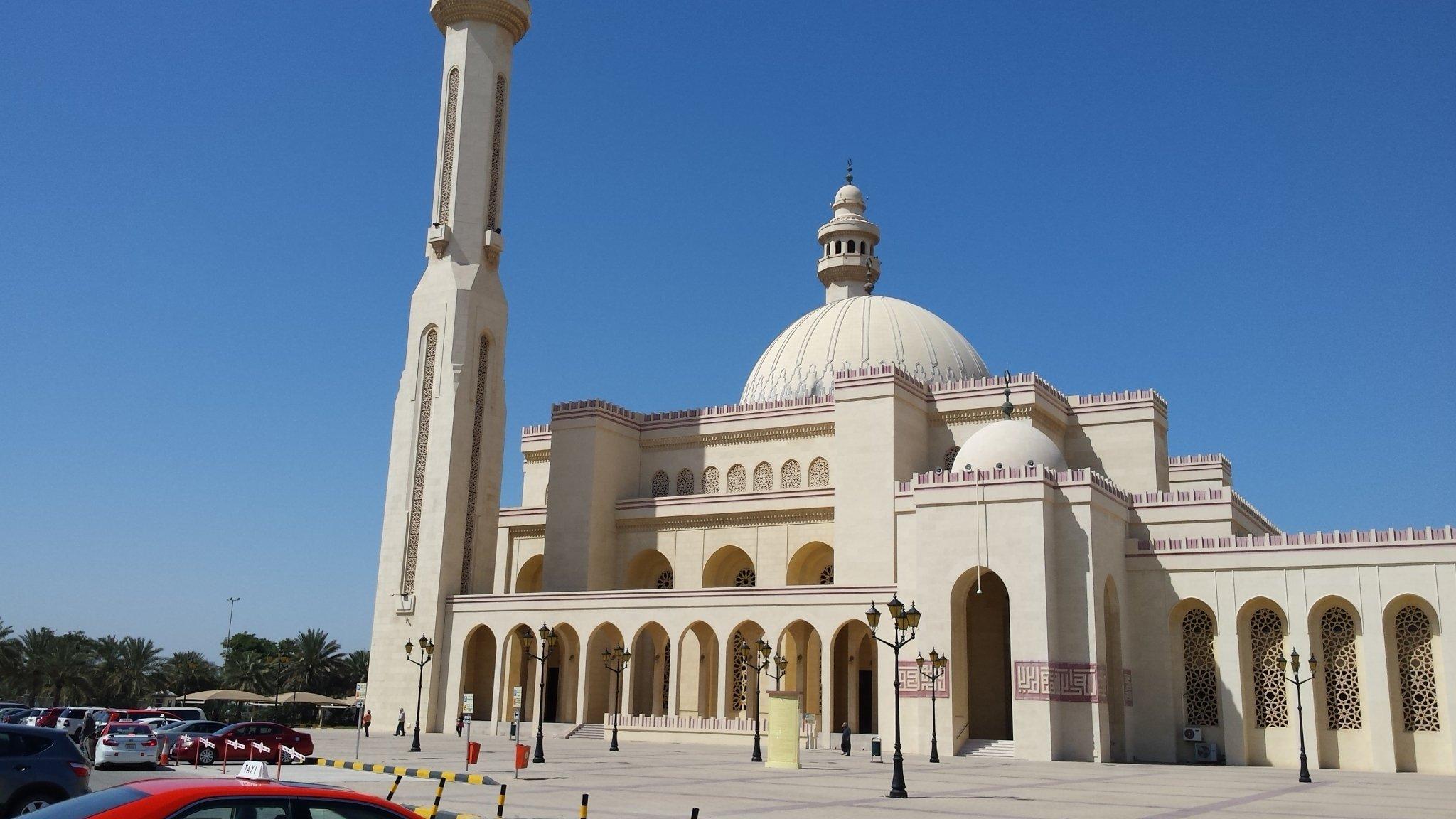 Мечеть Аль-Фатиха (Великая мечеть)