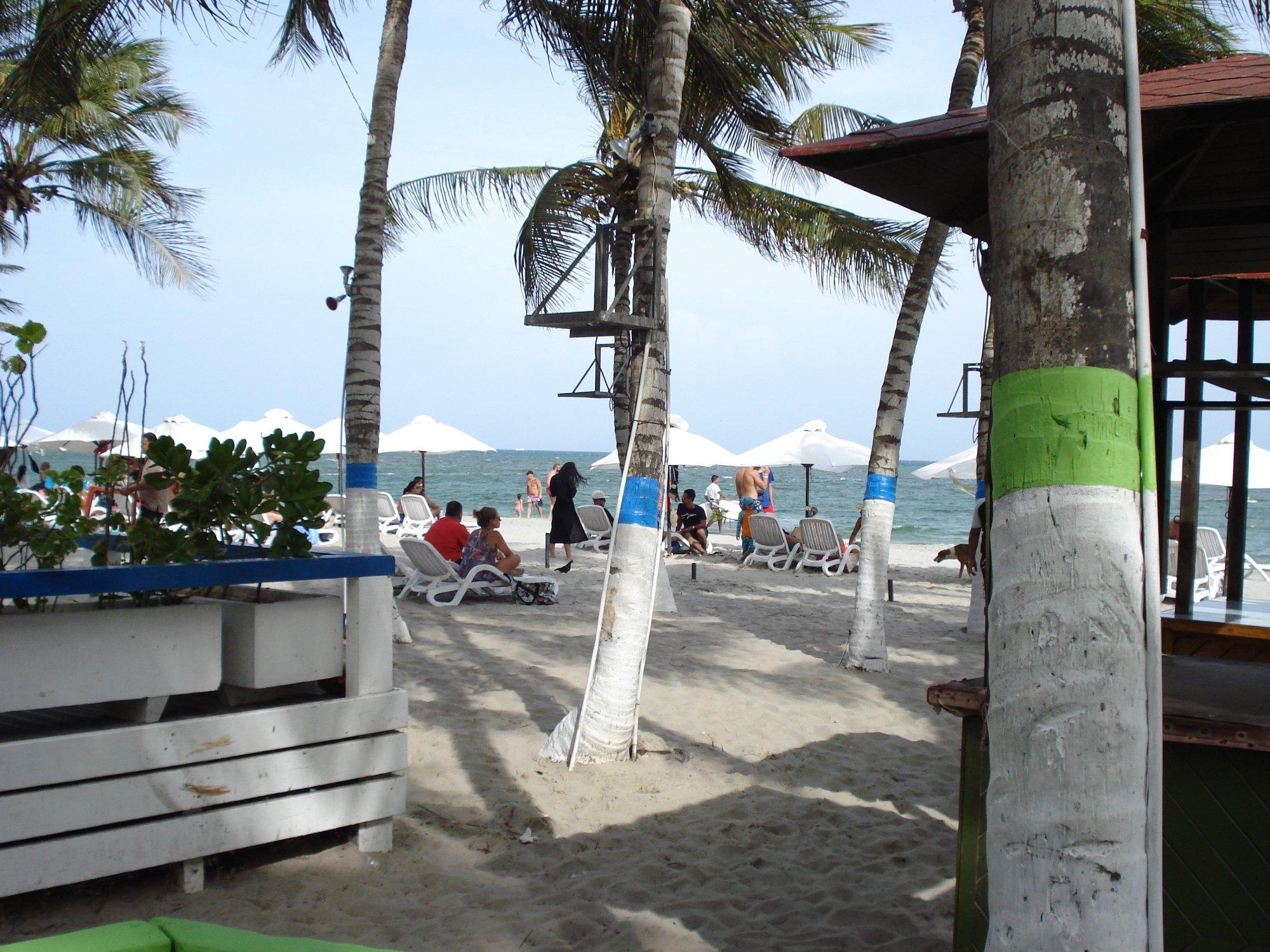 Пляж El Yaque