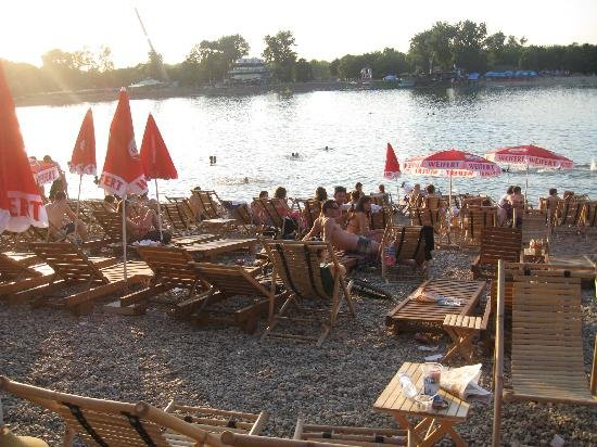 Озеро Ада Циганлия