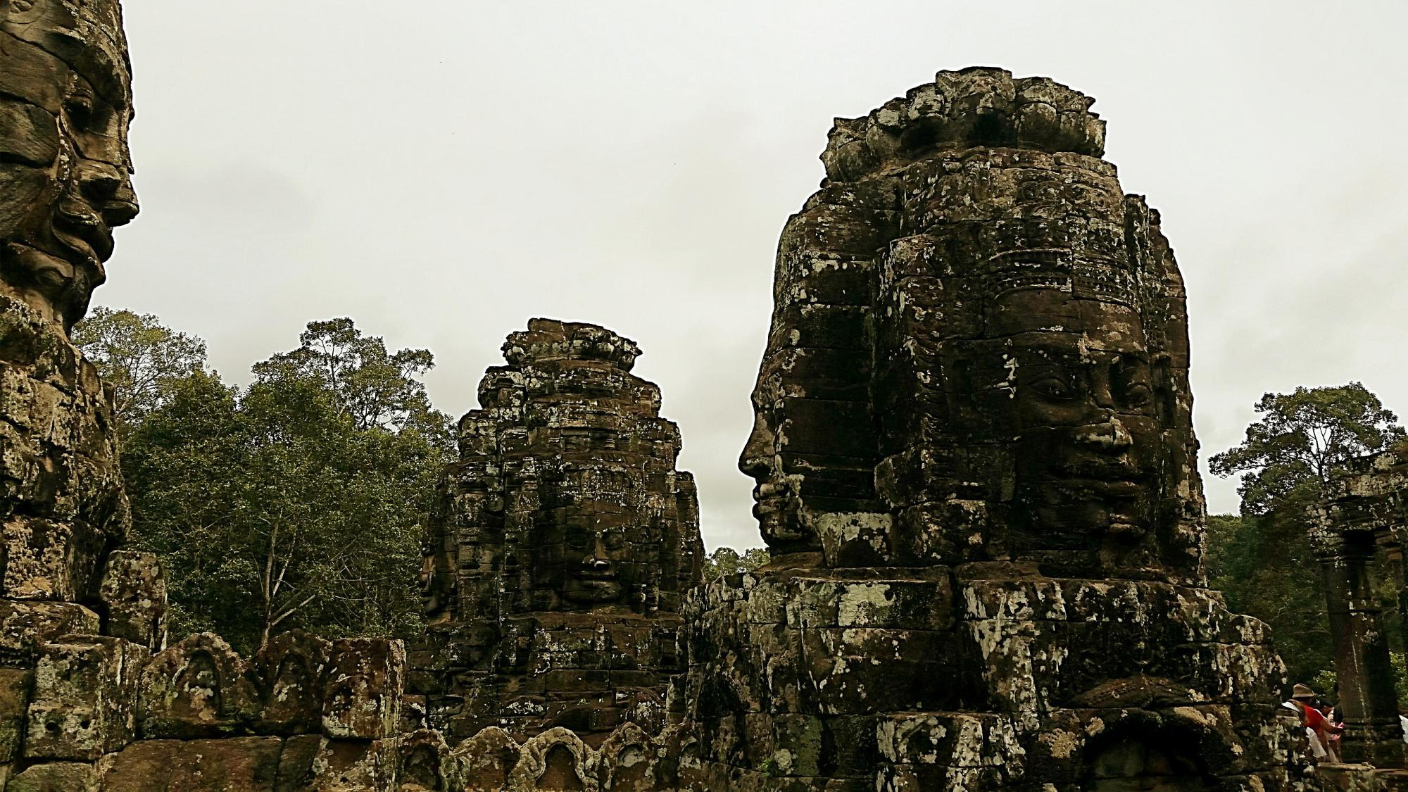 Храмовый комплекс Ангкор-Тхом