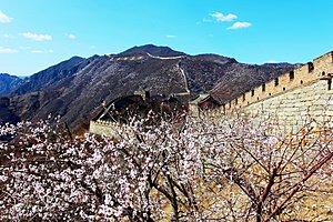 Великая китайская стена Мутяньюй
