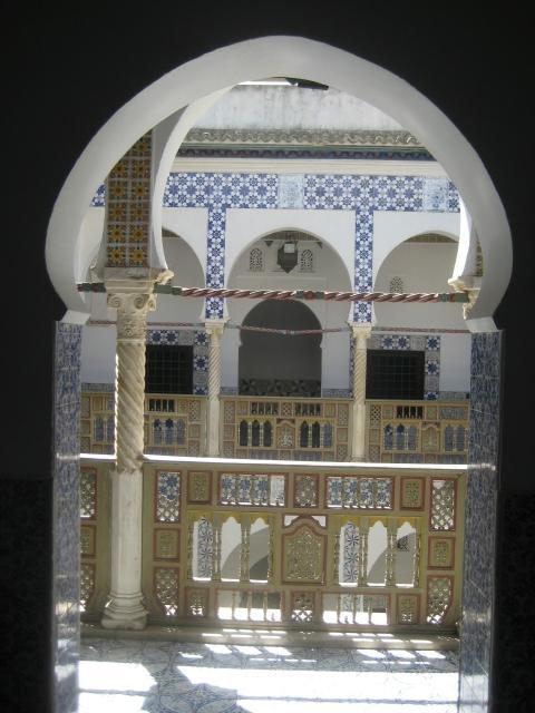 Бастион 23 - Дворец Раис