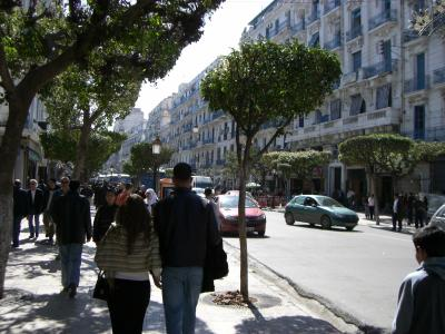 Улица Дидоше Мурад
