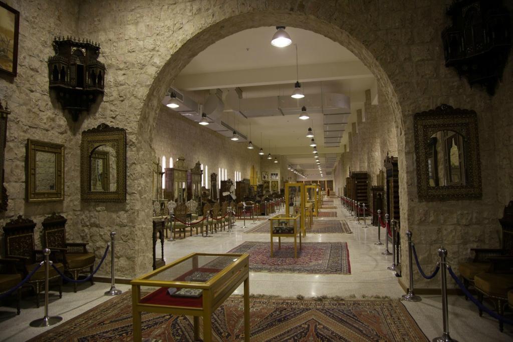 Музей Шейха Фейсала Бен Касима Аль Тани