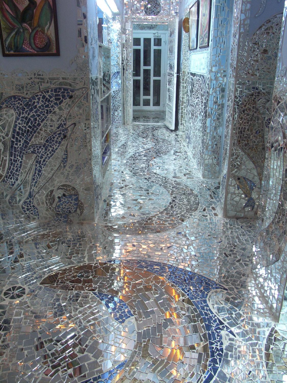 Музей-студия Mirror House (Зеркальный дом)