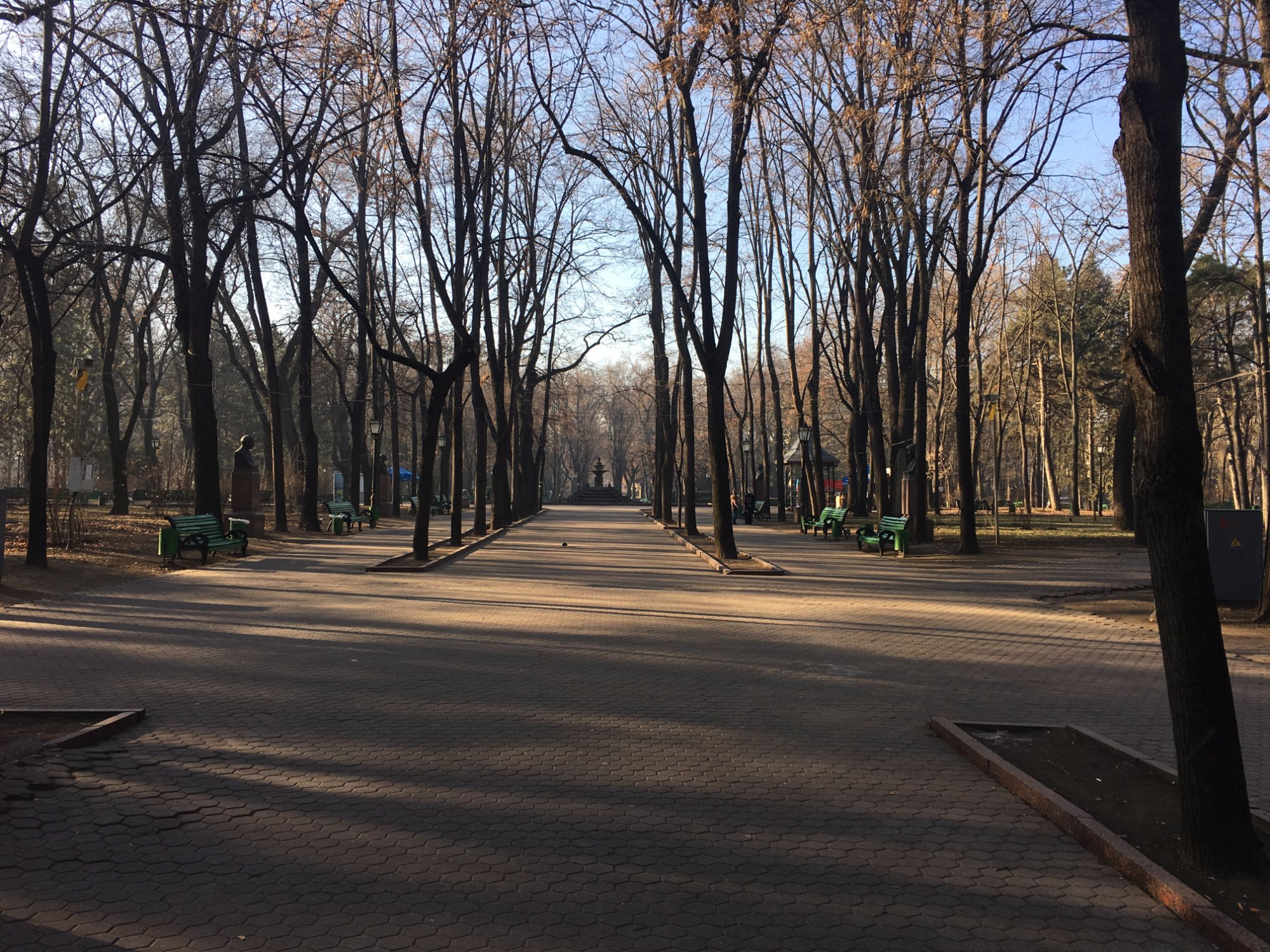 Общественный парк Штефана чел Маре
