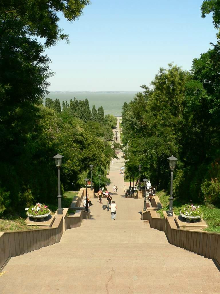 Депальдовская лестница (Каменная лестница Таганрога)
