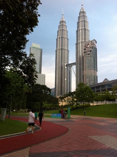 Городской центр Куала-Лумпур (KLCC Парк)