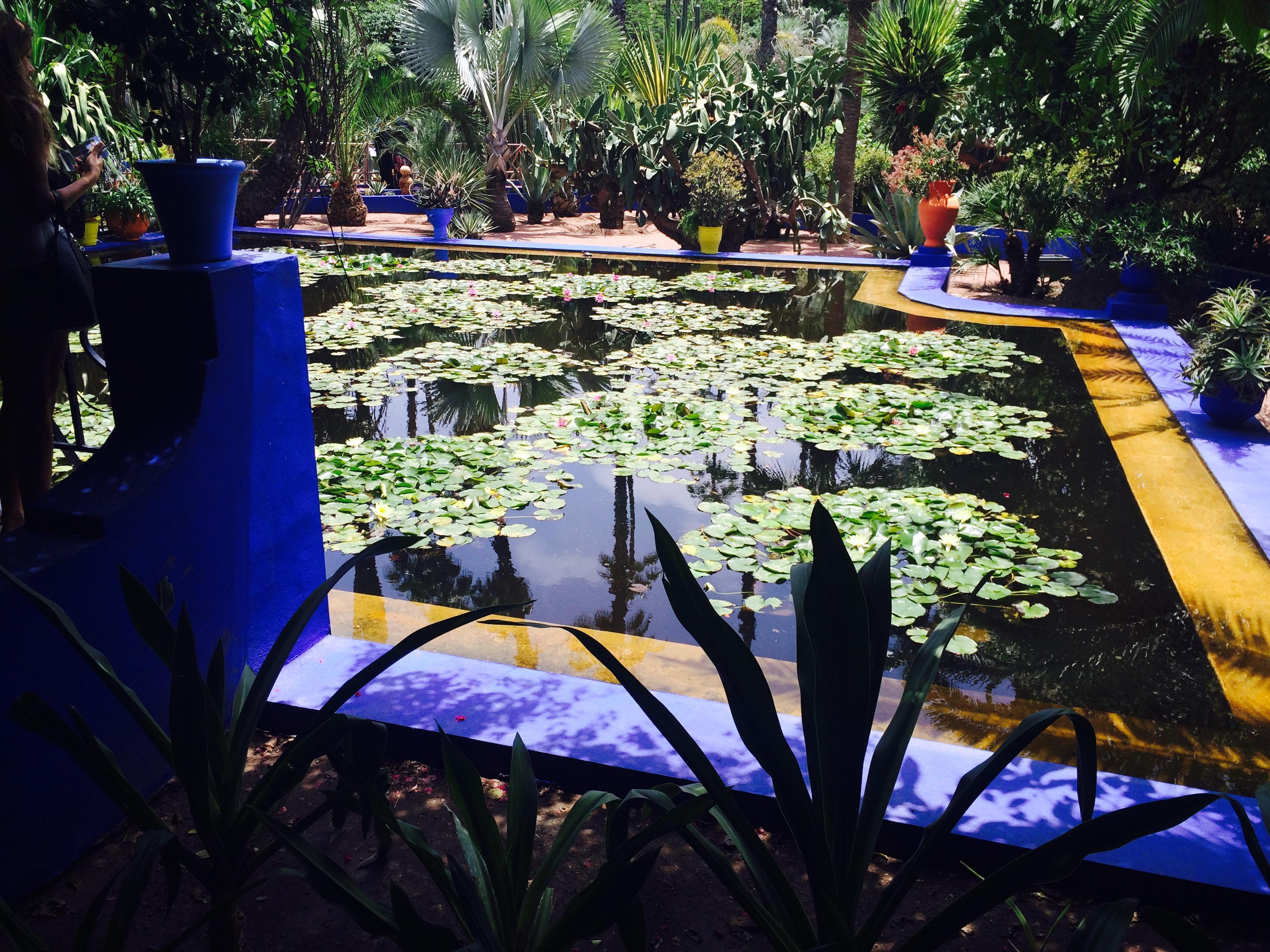 Ботанический сад Мажорель