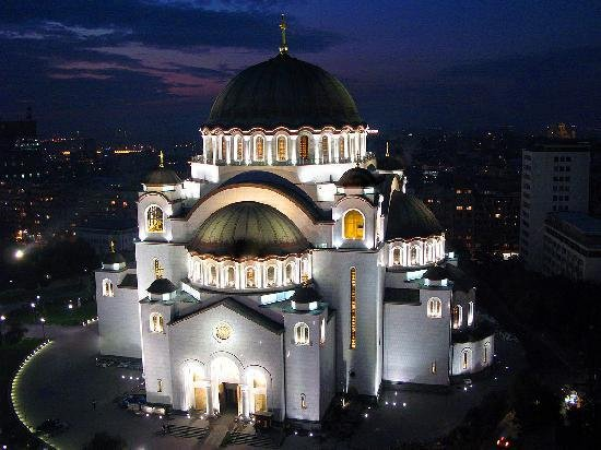 Храм Святого Саввы (Храм Светог Саве)
