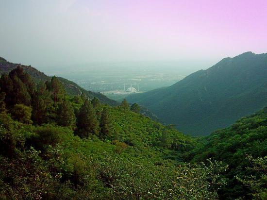 Национальный парк Маргалла-Хилс
