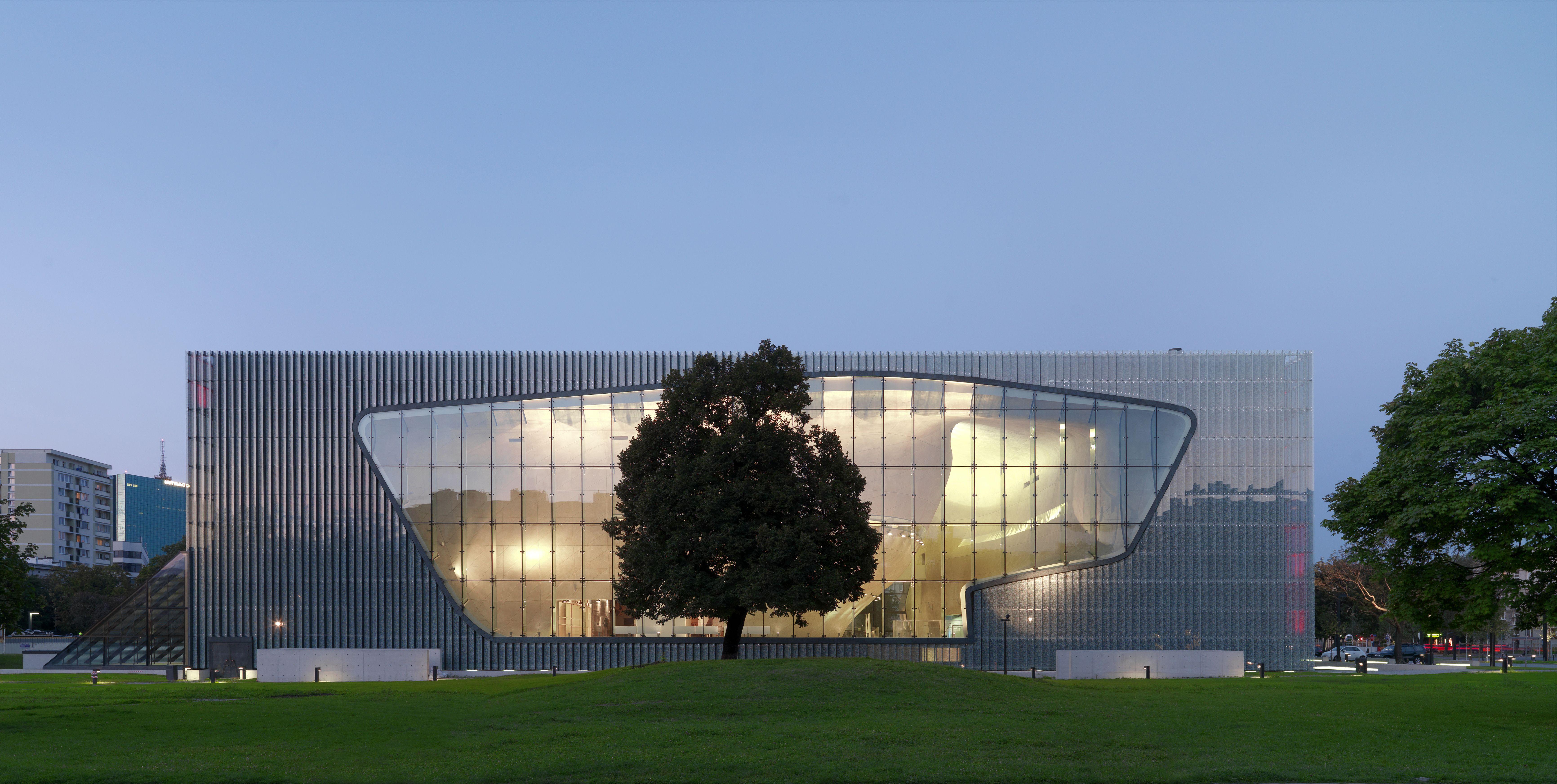 Polin Музей истории польских евреев
