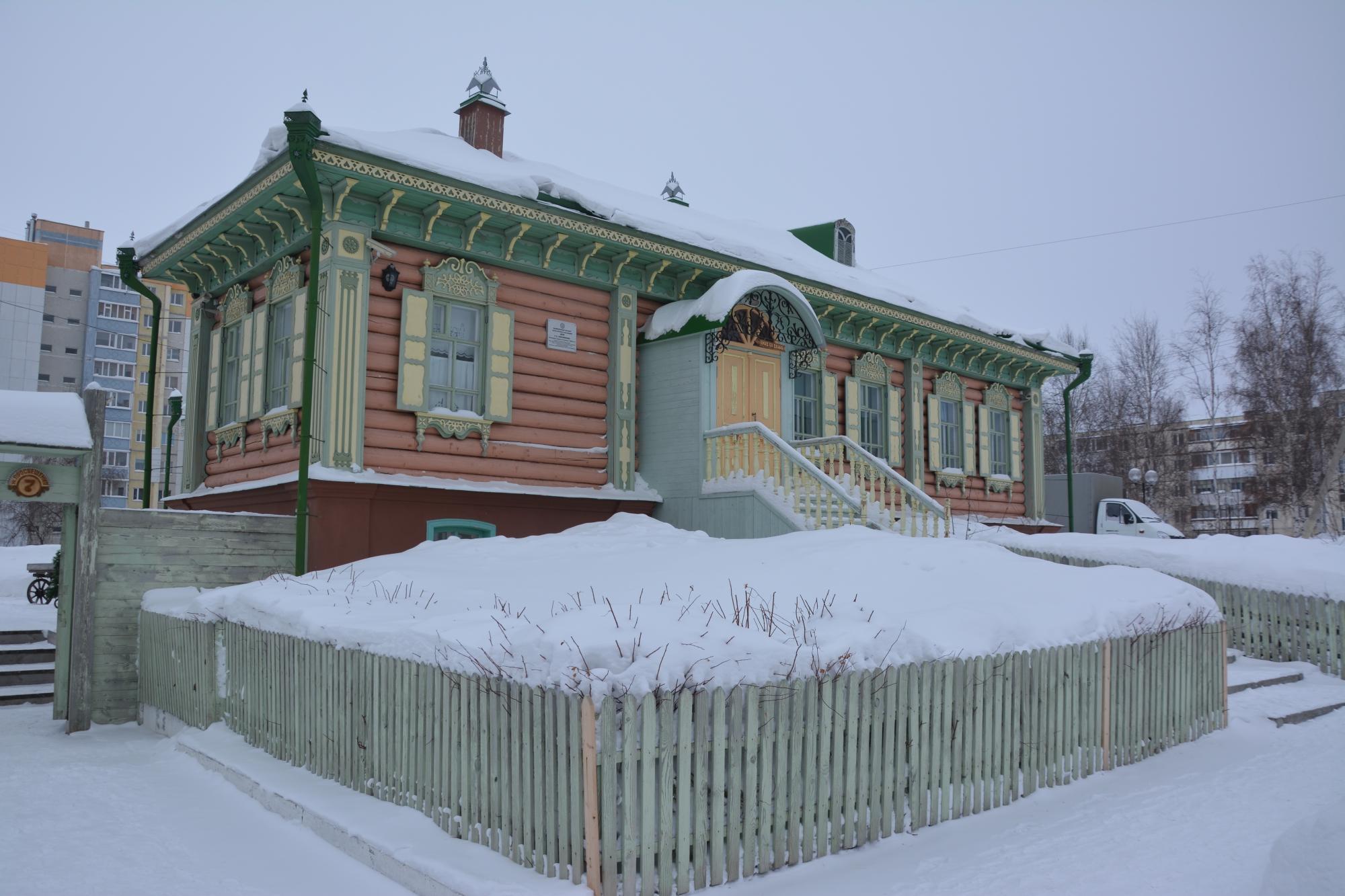 Дом-музей купца А.Г. Клепикова