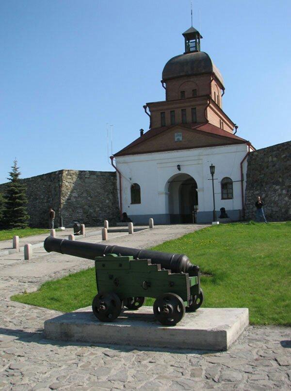 Историко-архитектурный музей Кузнецкой крепости