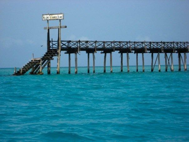 Остров Призон - остров Чанг (Тюремный остров)