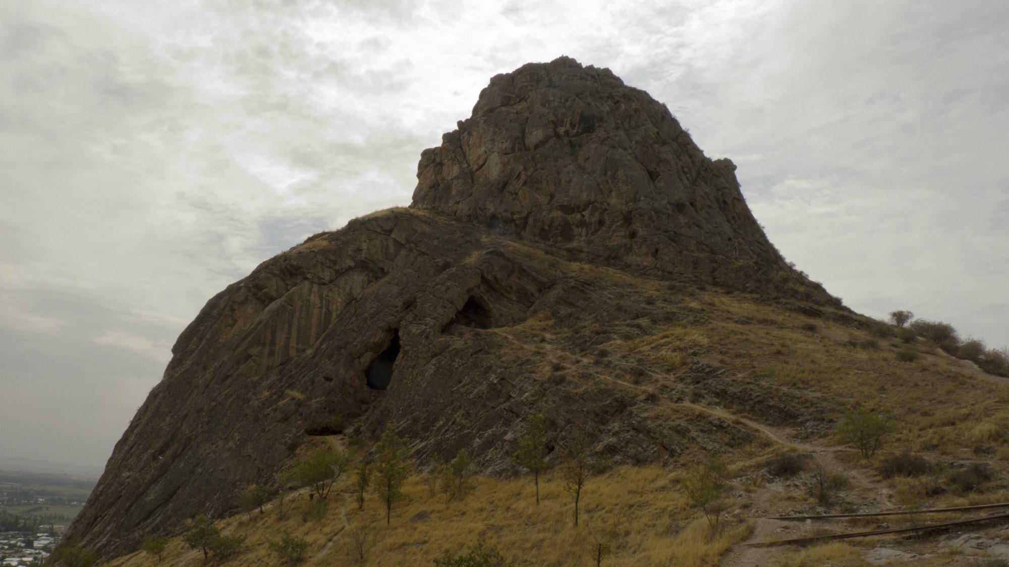 Гора Sulaiman-Too