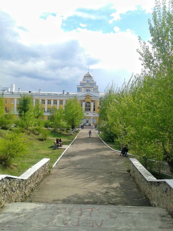 Одора, парк культуры и отдыха