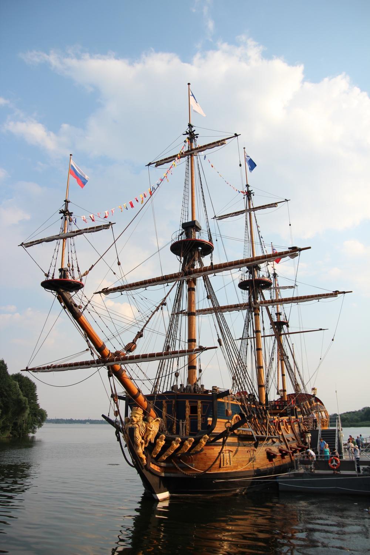 Kорабль-музей Goto Predestinatsia