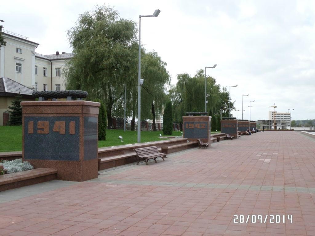 Мемориальный комплекс Три штыка