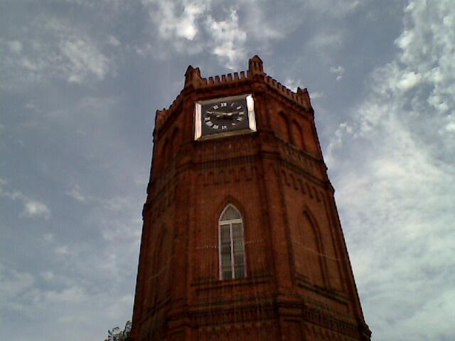 Башня городских часов (Елецкие куранты)