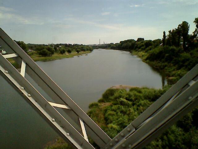 Каракумский мост (Каракумовский пешеходный мост