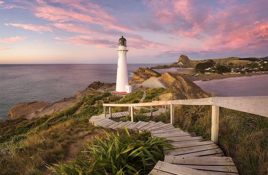 Как видят мир в Новой Зеландии