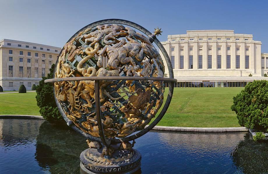 Женева — столица мира: увлекательные факты о европейской штаб-квартире ООН