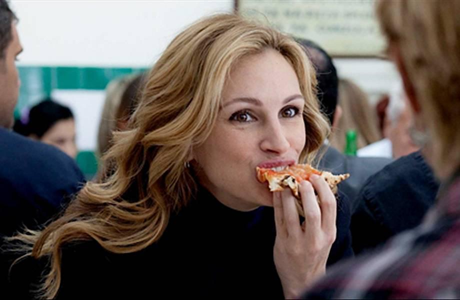 Пиццерия из фильма «Ешь, молись, люби» появится в Лондоне
