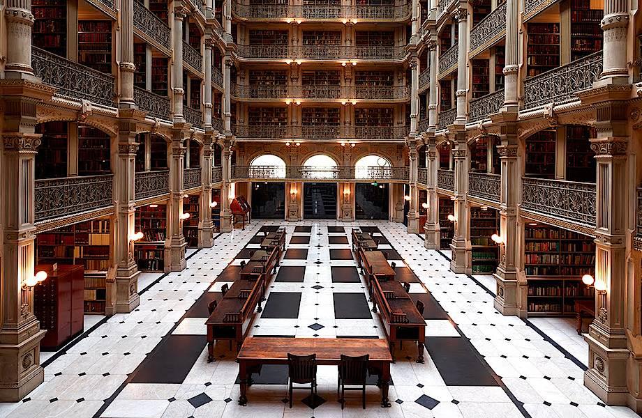 Тут можно найти книги на 470 языках: самая большая библиотека в мире