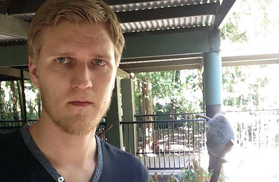 Парень побывал в Австралии и... признался, что это было ужасно! Фото прилагаются