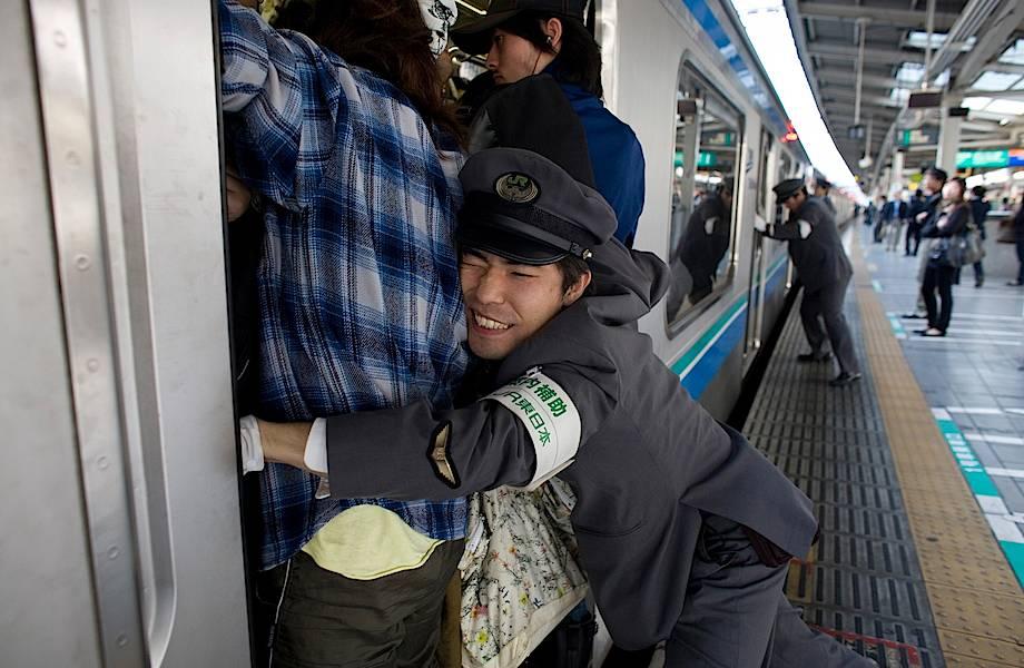 ТОП-10: Самое большое метро в мире