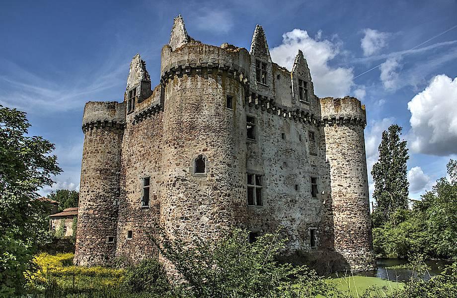 Купить средневековый замок в европе дешево апартаменты родос
