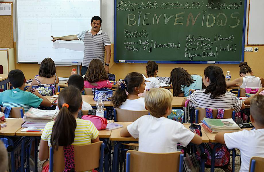 Почему во многих странах мира школьные доски темно-зеленого цвета