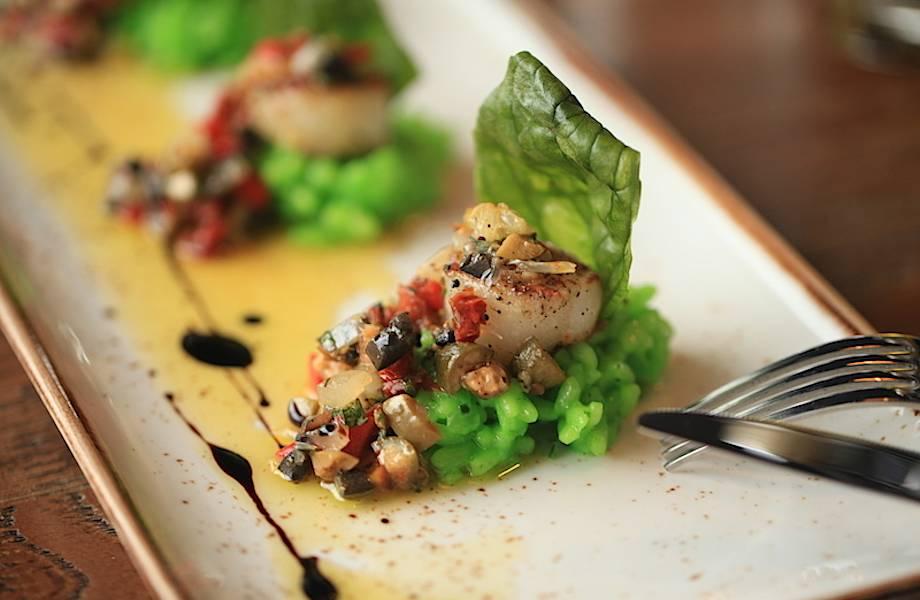 В ресторане «Пенталаунж» 8 апреля стартовала неделя французской кухни