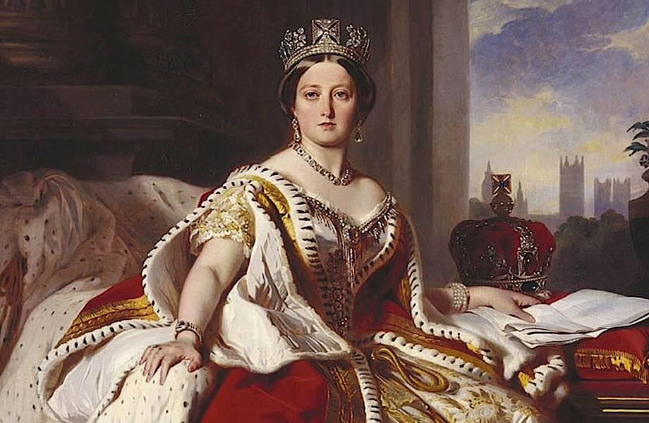 Симпатия к российскому принцу: что еще связывало королеву Викторию с Россией