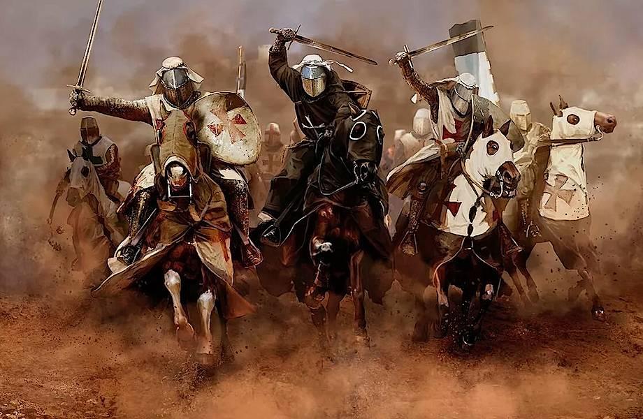 Как Крестовые походы повлияли на нашу жизнь