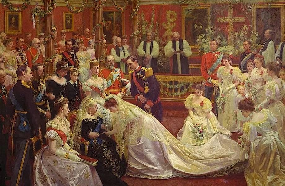Каким было самое щедрое приданое в истории