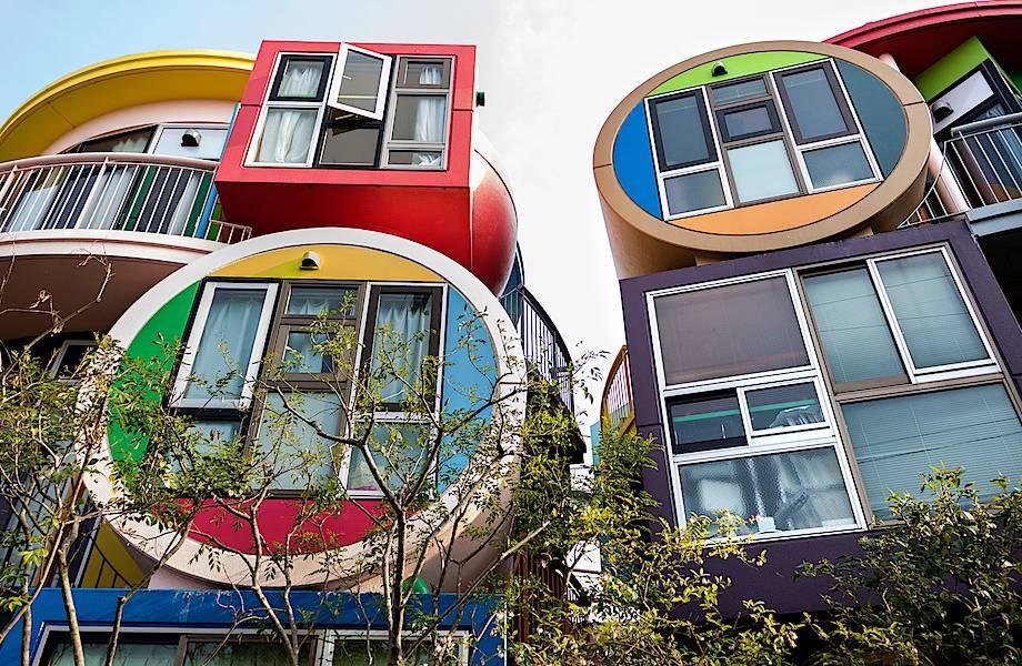 Квартира, продлевающая жизнь: в чем секрет популярности японского дома с причудами