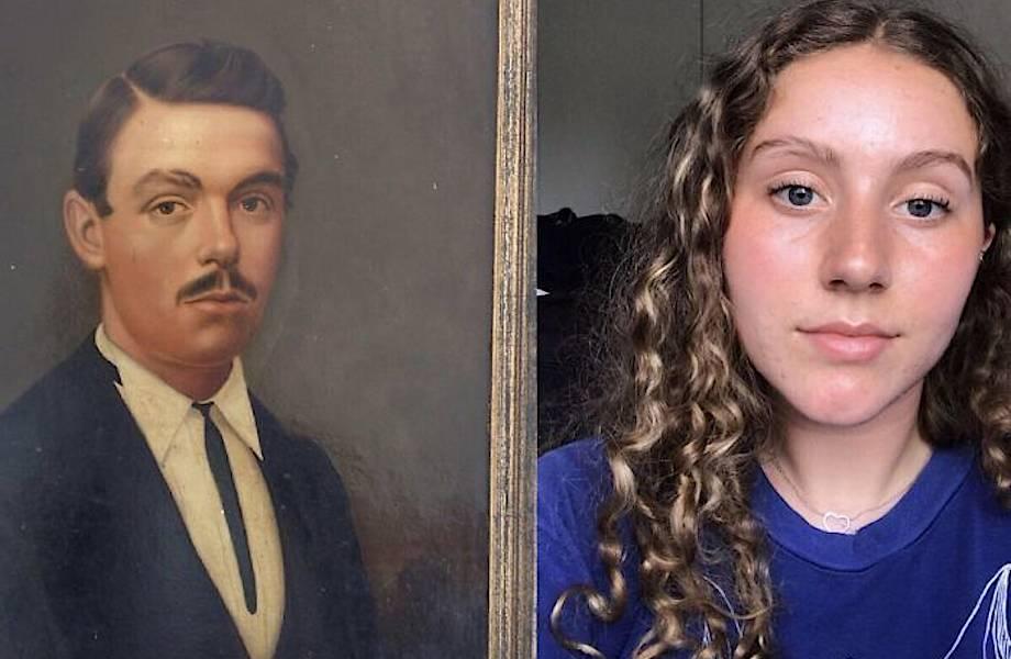 Люди делятся снимками, доказывающими, что генетика — это нечто поразительное